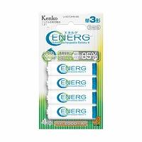 デジタルカメラ用バッテリー ENERG U-#313HN-4B Kenko