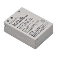 ENERGデジタルカメラ用バッテリー キヤノンNB-10L対応 C-#1094 ケンコー