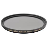 KENKO ケンコー カメラ用 レンズ フィルター 77S ZETA ND4 薄枠光量減少フィルター 絞り2段分減光 77mm ゼータ