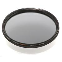 KENKO ケンコー カメラ用 レンズ フィルター 58S サーキュラーPL(W) バーニア 最高級UVカット・レンズ保護フィルター