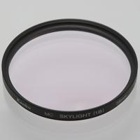 KENKO ケンコー カメラ用 レンズ フィルター 55S MC-1B スカイライト レンズ保護フィルター