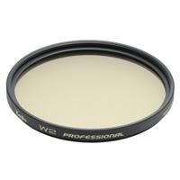 カメラ用 色温度変換・色補正 フィルター 温調 55S W2 プロフェッショナル Kenko ケンコー