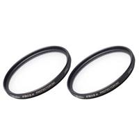 KENKO ケンコー カメラ用 レンズ フィルター レンズ保護用フィルター PRO1Dプロテクター(W) 49mm/49mm 2枚セット