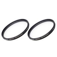 KENKO ケンコー カメラ用 レンズ フィルター レンズ保護用フィルター PRO1Dプロテクター(W) 58mm/58mm 2枚セット