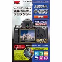 オリンパス用 液晶プロテクター 保護 フィルム オリンパス E-620用 852828 Kenko ケンコー 保護フィルム 保護 フィルム キズ防止 カメラ用品 カメラアクセサリー