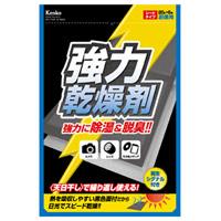 強力乾燥剤 ドライフレッシュ DF-BW206 シートタイプ 6枚入り ケンコー 乾燥剤 シリカゲル 除湿 脱臭 カメラ レンズ メディア