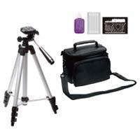 水準器付三脚&カメラバッグ&クリーニングキット セット DVC-0302 kenko