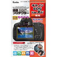 デジカメ用 液晶プロテクター キヤノン EOS Kiss X6i 用 KLP-CEOSKISSX6I Kenko