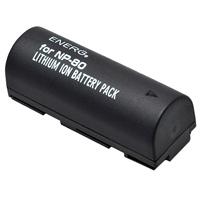 デジタルカメラ用バッテリーENERG(エネルグ)フジフイルムNP-80対応 F-#1067 834916