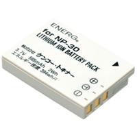デジタルカメラ用バッテリーENERG(エネルグ)フジフイルムNP-30対応 F-#1068 834930