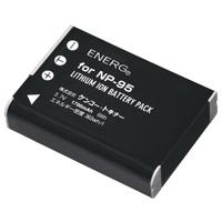 デジタルカメラ用バッテリーENERG(エネルグ)フジフイルムNP-95対応 F-#1070 834978