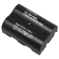 デジタルカメラ用バッテリーENERG(エネルグ)コニカミノルタNP-400対応 M-#1072 835012