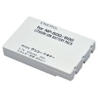 デジタルカメラ用バッテリーENERG(エネルグ)コニカミノルタNP-500/600対応 M-#1073 835036