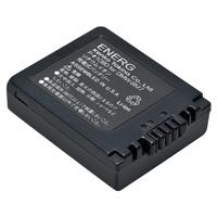 デジタルカメラ用バッテリーENERG(エネルグ)パナソニックDMW-BM7対応 P-#1080 835173