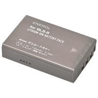 デジタルカメラ用バッテリーENERG(エネルグ)オリンパスBLS-5対応 O-#1082 835210