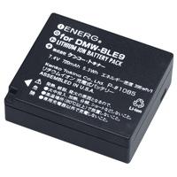 デジタルカメラ用バッテリーENERG(エネルグ)パナソニックDMW-BLE9対応 P-#1085 835241