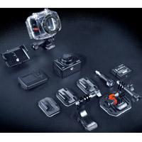 小型フルハイビジョン デジタルムービーカメラ AEE MagiCam SD19A ヘルメット ケンコー