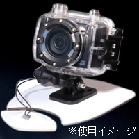 小型フルハイビジョン デジタルムービーカメラ AEE MagiCam SD19A サーフィン ケンコー