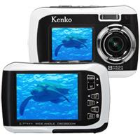デュアルモニターデジタルカメラ DSC880DW ケンコー デジタルカメラ 本体 防水 コンパクトデジタルカメラ デジカメ コンパクト カメラ 水中撮影