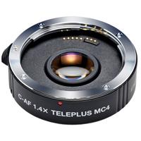 1.4X テレプラス MC4 DGX-E キヤノンEOS用 [広角〜200mm レンズ用] ケンコー KENKO 1.4倍 テレコンバーションレンズ リアコンバーションレンズ
