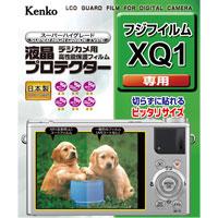 液晶プロテクター 富士フイルム XQ1用 KLP-FXQ1 液晶プロテクター 富士フイルム XQ1用 KLP-FXQ1 KENKO ケンコー