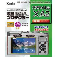 ケンコー 液晶プロテクター 富士フイルム X-A2 用 デジカメ 液晶保護 フィルム FUJIFILM カメラ 液晶画面 プロテクター モニター 保護 ミラーレス 一眼
