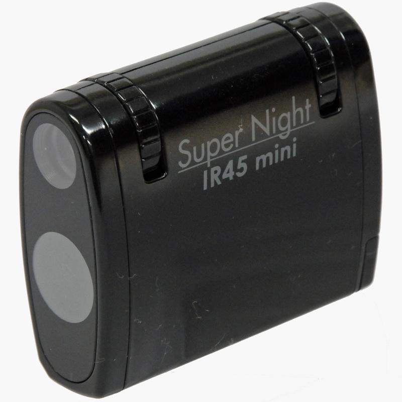 暗視スコープスーパーナイトコンパクト IR45mini KENKO ケンコー 防犯 災害 救助 調査 探索 暗視ゴーグル