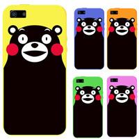 くまモンのiPhone ケース for iPhone 5/5S GIZ-SKM1ギズモン GIZMON iPhone5/iPhone5S対応 くまモン グッズ iphone5 スマホ ケース カバー