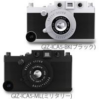 iCA5 ケース for iPhone5/5S GIZ-ICA5 ギズモン GIZMON iPhone5/iPhone5S対応 スマホ ケース カバー カメラ型 おしゃれ