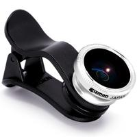スマートクリップ フィッシュアイ GIZ-SC-FE ギズモン GIZMON クリップ式 レンズ 特殊フィルター 魚眼レンズ スマートフォン iPhone ノートパソコン webカメラ