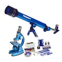 #2037 DELUXE SET 顕微鏡&天体望遠鏡 139031 EASTCOLIGHT 自由研究