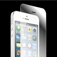 液晶強化保護 ブルーライトカットガラス(R加工) iPhone5用 KTDF-BGR-IP5 【iPhone5用 スマホ用 スマートフォンアクセサリー 液晶 保護 フィルム 液晶保護フィルム ブルーライトカット ガラス】ケンコー