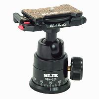 自由雲台 SBH-320DQBK SLIK スリック 自由雲台 雲台 SLIK カメラ用品 カメラアクセサリー