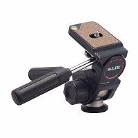 グランドマスターブラック雲台 200322 SLIK スリック 雲台 SLIK カメラ用品 カメラアクセサリー