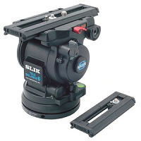 望遠バランス雲台 テレバランス 6L 206140 SLIK スリック 雲台 SLIK カメラ用品 カメラアクセサリー