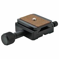 アクセサリー 汎用クイックシュー DS-20 SLIK スリック アルカスイス互換 クイックシュー カメラアクセサリー カメラ用品 SLIK