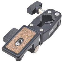 脚パイプにセット アクセサリー ロアー2 [6021・クランプヘッド32] 209257 SLIK スリック ロアー2 三脚 カメラアクセサリー SLIK カメラ用品