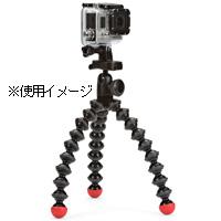 JOBY アクション ゴリラポッド GoProマウント付 BLACK/R ケンコー アクションカメラ用 三脚 スタンド アーム KENKO