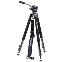 ダイワ VT-523 N HDV/DV対応三脚 ビデオカメラ用 三脚 雲台 ビデオ用 ビデオカメラ ハンディカム 軽量一眼 動画 ムービー