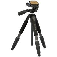 スリック カーボンスプリント 624 DX 発売記念キット 三脚 一眼レフ コンパクト SLIK カーボン三脚 雲台 3ウェイ カメラ 撮影機材 デジイチ 写真