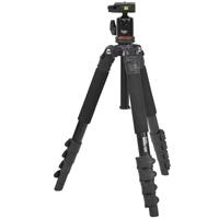 ケンコ- OUTING L526 トラベル三脚 KENKO 自由雲台 一眼レフ コンパクト カメラ デジカメ デジイチ 撮影機材 ビデオ カメラ用品