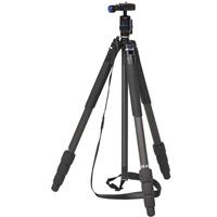 スリック 三脚 エアリ-カ-ボン 644 SLIK 一眼レフ ミラーレス ビデオカメラ コンパクト 雲台 カーボン クイックシュー