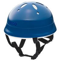 ヘルメット 子供用 nicco 自転車 ヘルメット ブルー 46〜50cm nicco Baby 12ヶ月〜2才位まで 子供用 保護 SGマーク認定商品 防災