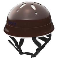 ヘルメット 子供用 nicco 自転車 ヘルメット ブラウン 46〜50cm nicco Baby 12ヶ月〜2才位まで 子供用 保護 SGマーク認定商品 防災
