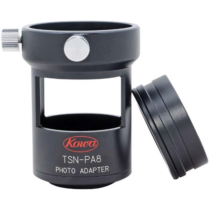デジタル一眼カメラ用デジスコアダプター TSN-PA8 KOWA 興和 コーワ 一眼レフ カメラアクセサリー 望遠