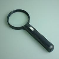 ライトルーペ L-160 2.5倍 75mm [手持ちルーペ 虫眼鏡 虫めがね 天眼鏡] 池田レンズ ルーペ 拡大鏡