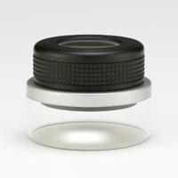 虫眼鏡 高倍率 非球面 デスクルーペ6倍50mm 拡大 拡大鏡 ルーペ 製図 デスクルーペ