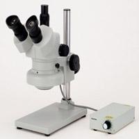 ズーム実体顕微鏡 DSZT-44SBF 10倍〜44倍 カートン 顕微鏡 拡大 検査 観察 ズーム実体顕微鏡