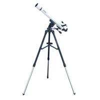 天体望遠鏡 屈折式 K-624 上下左右の微動装置付 望遠鏡 観察 星空 星 光学機器