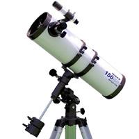 ミザール 天体望遠鏡 反射式 LTH-150 30倍〜345倍 MIZAR